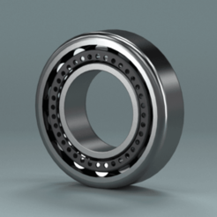 10159.800x450.png Download free STL file Bearing - tapered roller • Template to 3D print, Dape