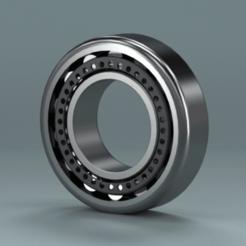 10159.800x450.png Télécharger fichier STL gratuit Roulement - rouleau conique • Plan pour imprimante 3D, Dape