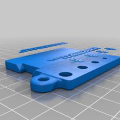 Screw_Gauge_1.png Download free STL file M screw gauge • 3D print template, xile6