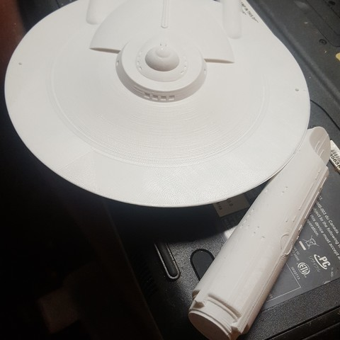 Ranger02.jpg Download free STL file Ranger Class (Star Trek Online) • 3D printing design, anotherthing