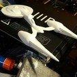 Download free 3D printing templates Avenger Class Destroyer (Starfleet Museum), anotherthing