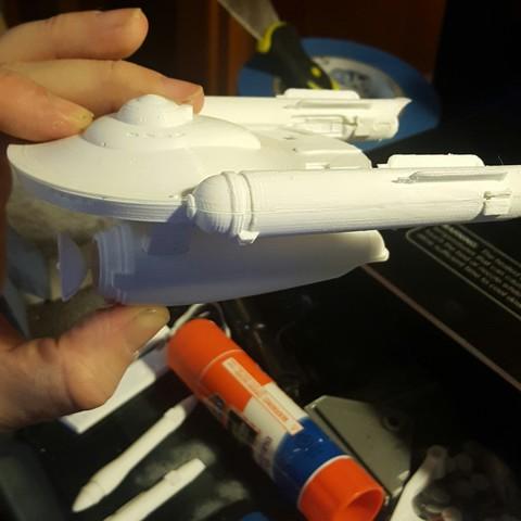 anotherthing free 3d printer designs beagle class star trek anotherthing