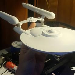 Download free STL files Ranger Class (Star Trek Online), anotherthing