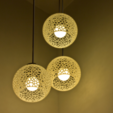 Download free STL files Coral lamp, AlbertFarres