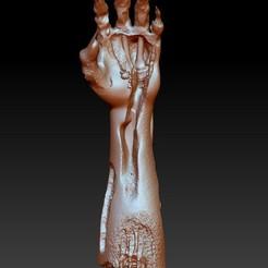 manita.jpg Download free OBJ file hand • 3D printer template, Horacio