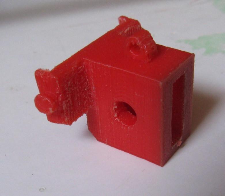 Micrometre 04.jpg Download free STL file DE200 brackets micrometer parallelism head tray • 3D printable template, delmich