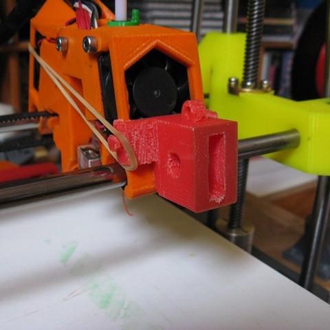 Micrometre 03.jpg Download free STL file DE200 brackets micrometer parallelism head tray • 3D printable template, delmich