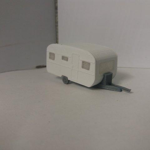 20180417_191555.jpg Download STL file Caravan 3Places • 3D printable model, dede34500