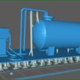 Descargar archivos 3D Estación de combustible para locomotoras, dede34500