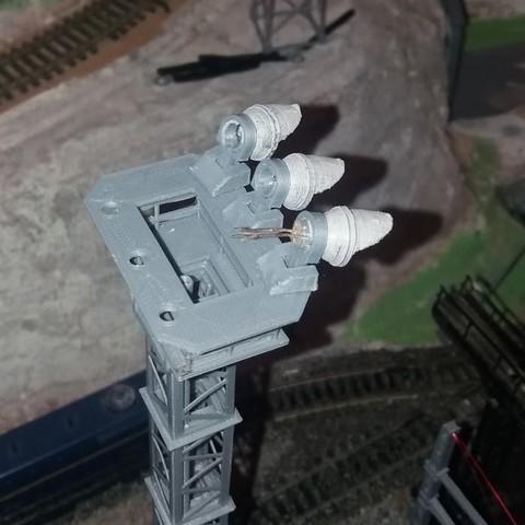20180326_212407.jpg Download STL file SNCF lighting pylon • 3D printable object, dede34500