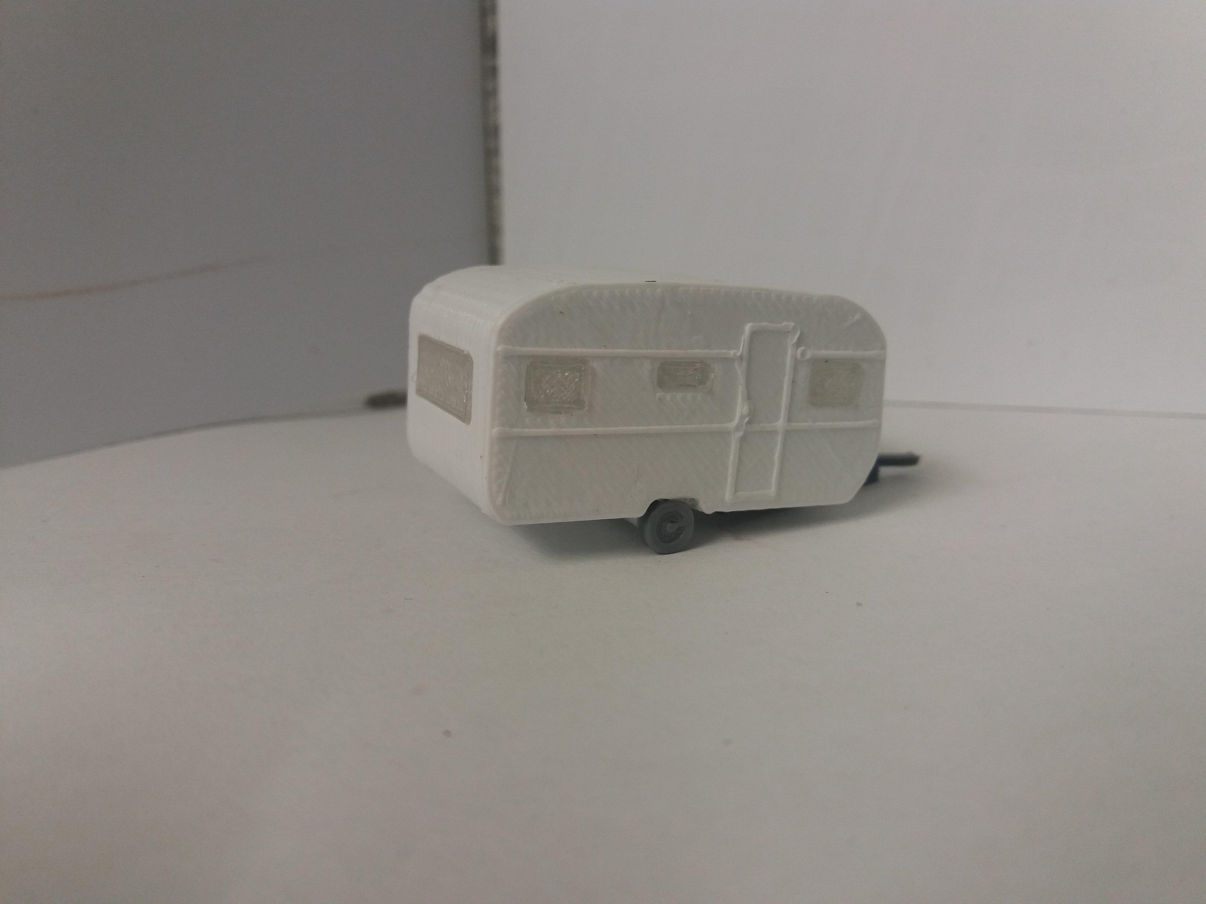 20180417_191550.jpg Download STL file Caravan 3Places • 3D printable model, dede34500