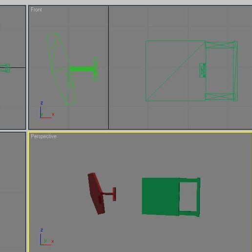 Télécharger fichier impression 3D gratuit Enseigne Presse tabac pour imprimante DLP, dede34500