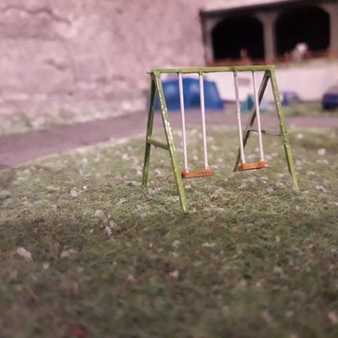 Download free 3D printer model Swing and Slide, dede34500