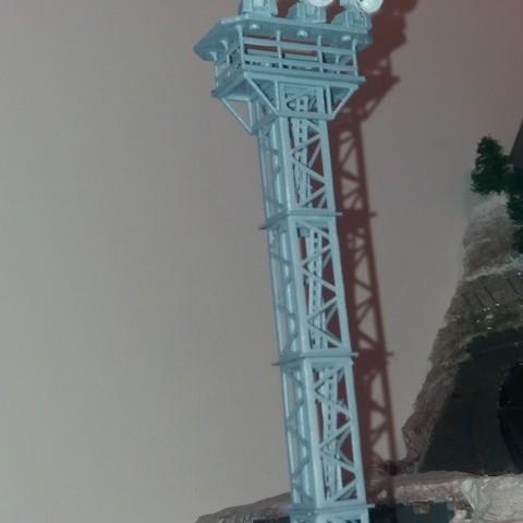 20180326_212452.jpg Download STL file SNCF lighting pylon • 3D printable object, dede34500