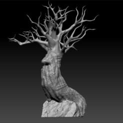 Descargar diseños 3D Juego de mesa - árbol de venado, 3DB