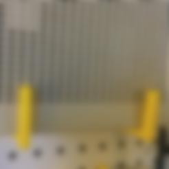 Free 3D printer files Peg for amplifier, tarek