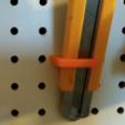 Capture d'écran 2018-04-13 à 15.06.51.png Download free STL file Peg for olfa vertical • 3D printable model, tarek