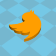 Download free STL file Logo Twitter! • 3D printer model, Spacegoat