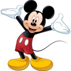 Download free 3D printer model Mickey / Cookie cutter, Spacegoat