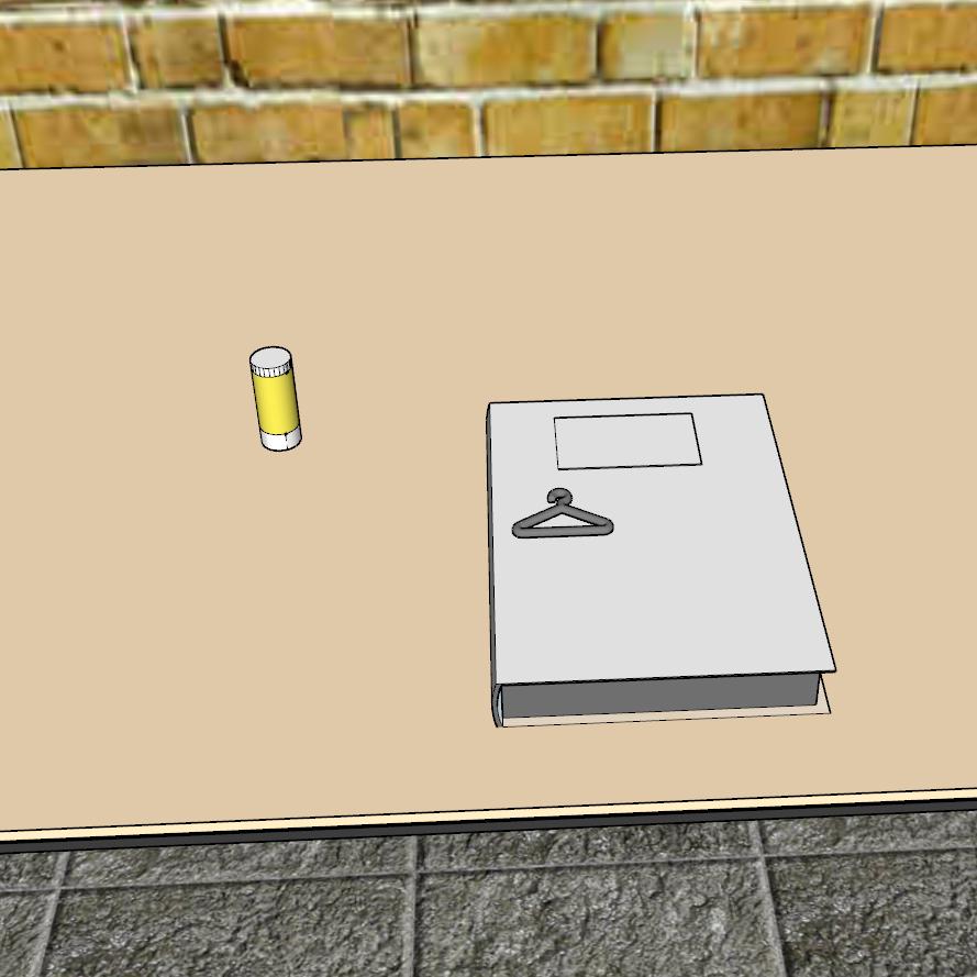 Capture d'écran (81).png Download STL file mini hanger • 3D print template, YOHAN_3D