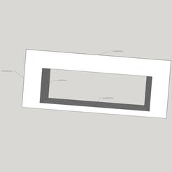 Archivos 3D lazo de la correa para un reloj, YOHAN_3D