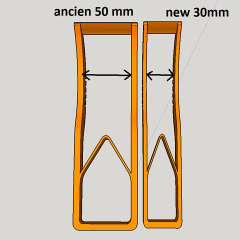 Capture d'écran (143).png Download STL file watermelon cutting pliers • 3D printer template, YOHAN_3D