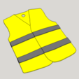 3D print files yellow vest, YohanFerrari