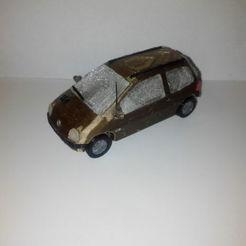 Imprimir en 3D Modelo Twingo, YOHAN_3D