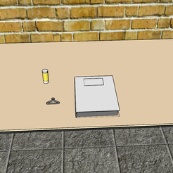 fichier 3d mini cintre, YohanFerrari