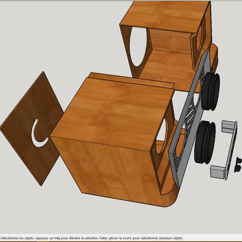 Capture d'écran (238).png Download STL file vintage item • 3D printable template, YOHAN_3D