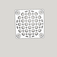 Download free STL file fan grill for 3d printer • 3D print design, YOHAN_3D