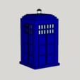 Capture d'écran (82).png Download STL file tardis (table bin, box, etc...) • 3D print model, YOHAN_3D