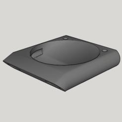 3D printing model double nozzle ventilation box, YohanFerrari