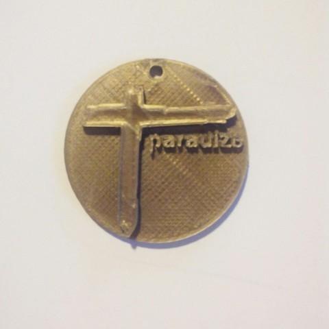 IMG_20170920_194046_large.jpg Download STL file medallion cross from the album paradize d'Indochine • 3D printer model, YOHAN_3D