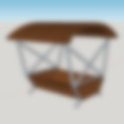 STL files feeder or western water trough, YOHAN_3D
