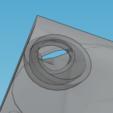 Capture d'écran (231).png Download STL file fan fan for fan pursa i3 pro c duel extruder light • 3D printer design, YOHAN_3D
