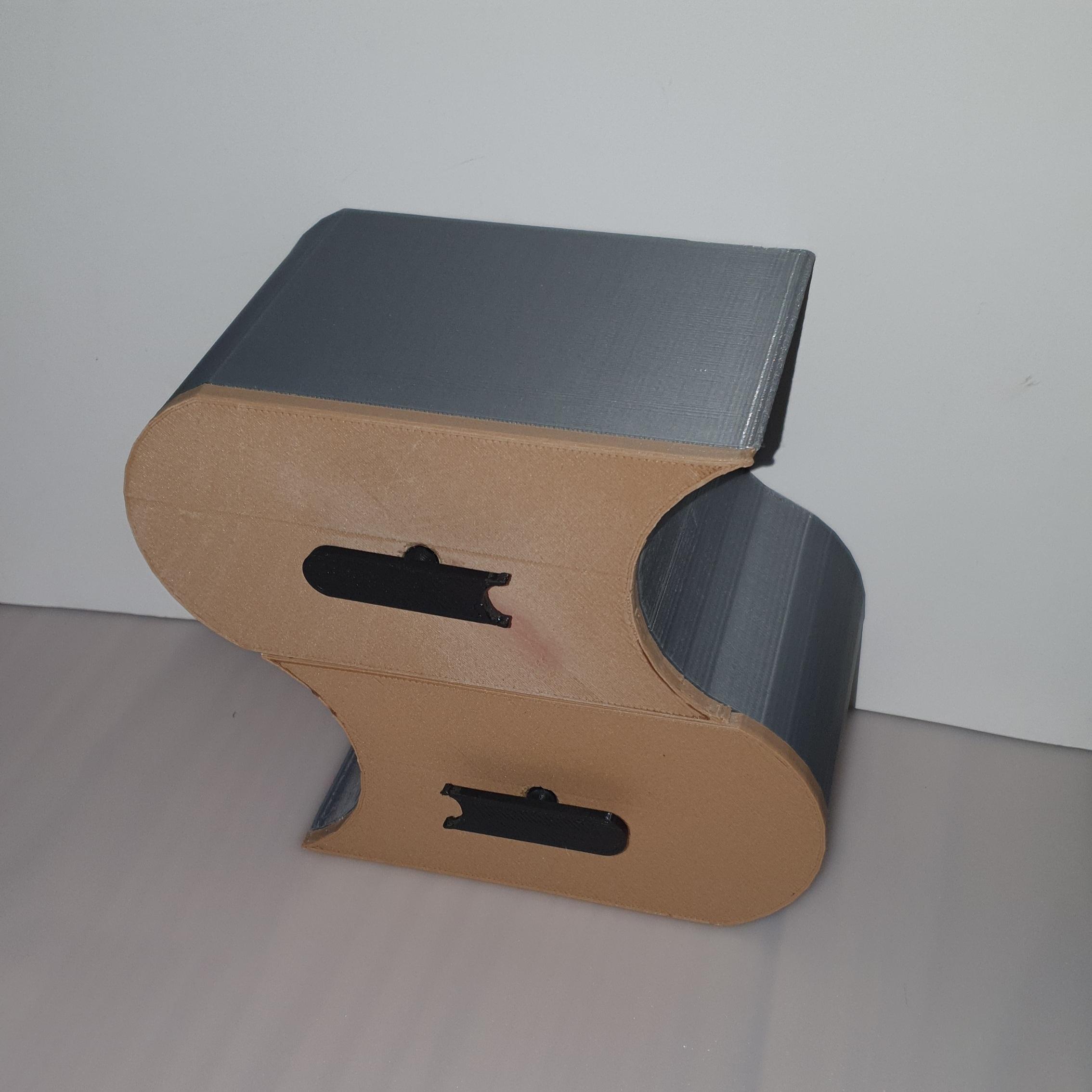 20200420_130453.jpg Télécharger fichier STL meuble surf sur la vague (grand taille) • Modèle pour imprimante 3D, YOHAN_3D