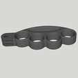 Free Monopod handle for universal sports camera 3D printer file, YohanFerrari