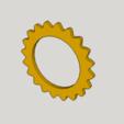 Descargar diseños 3D caja nido de entrada de engranajes (steampunk nest box deco), YOHAN_3D