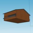 Imprimir en 3D abrevadero (2 en 1 casa), YOHAN_3D