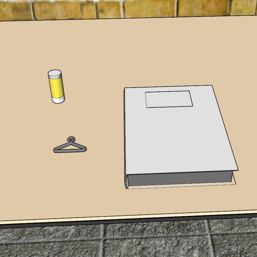 Capture d'écran (80).png Download STL file mini hanger • 3D print template, YOHAN_3D
