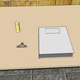 3D printer files mini clothes hanger, YohanFerrari