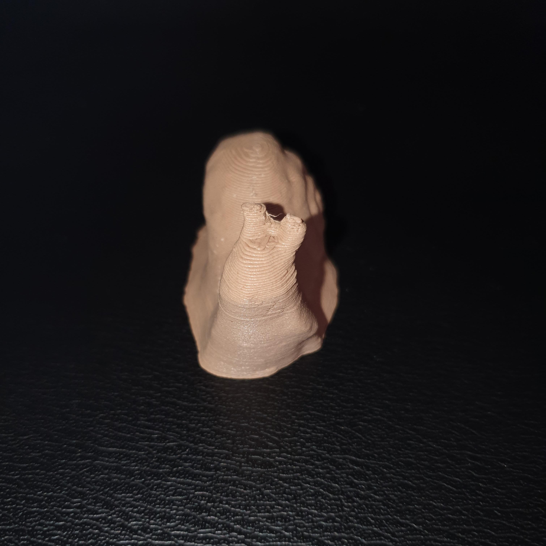 20190810_125931.jpg Télécharger fichier STL gratuit escargot (scanner avec téléphone, traiter avec (recap photo) sur pc) • Objet pour imprimante 3D, YOHAN_3D