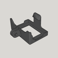 3D printer files mount for sport camera wimius (can be universal), YohanFerrari