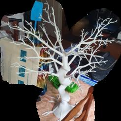 122667410_636308940579201_4379563594050750231_n.png Télécharger fichier STL arbre a dragée 500x500x600 • Objet pour impression 3D, YOHAN_3D