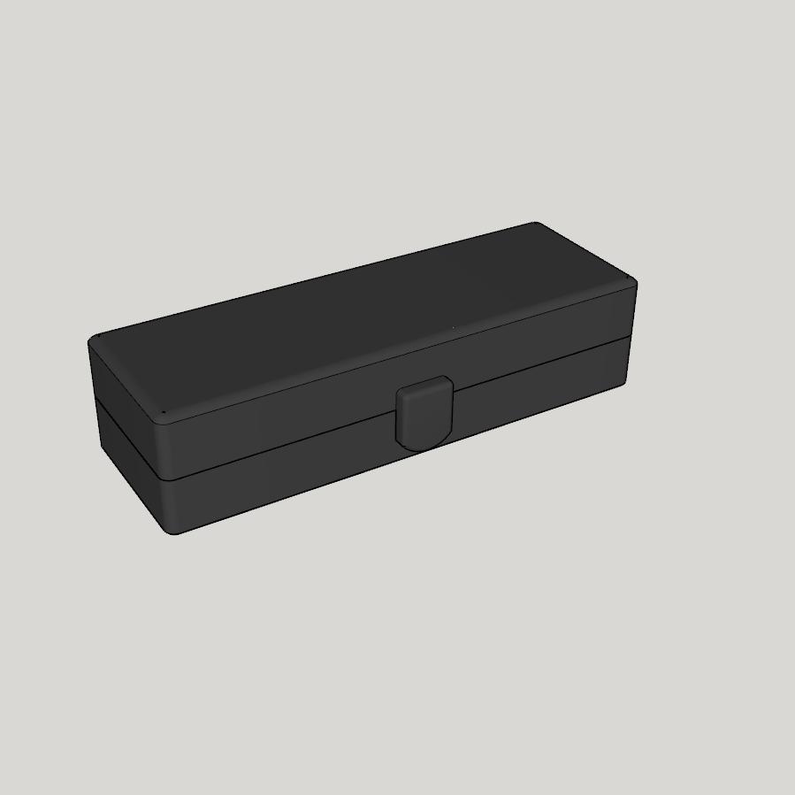 Capture d'écran (1190).png Download STL file car radio pouch (box, kit, etc.) • 3D printable design, YOHAN_3D