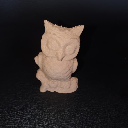 Download free 3D printing files 3 owl models (scanner with phone, treat with (photo recap) on PC), YOHAN_3D