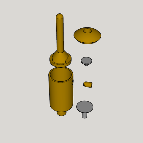 Capture d'écran (43).png Download STL file hand water pump • 3D printing template, YOHAN_3D