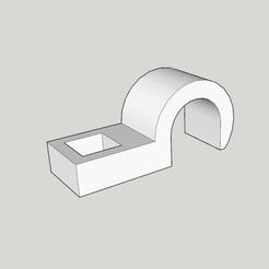 Télécharger fichier impression 3D gratuit support lampe à led pour pursa i3 pro c duel extrudeur, YOHAN_3D