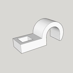 Descargar Modelos 3D para imprimir gratis Soporte de lámpara LED para la extrusora pursa i3 pro c dual, YOHAN_3D